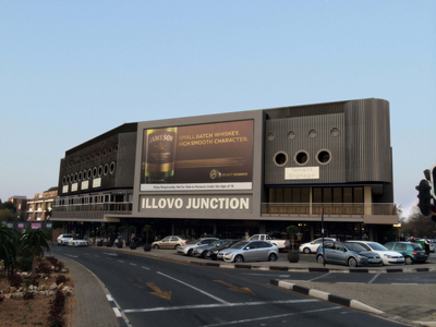 Illovo Junction Office To Rent, Johannesburg