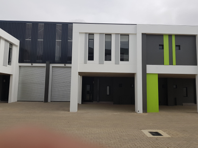 126 Roan Cres- Corporate Park North Industrial To Rent, Midrand