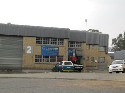 Industrial Village Rustivia Industrial To Rent, Johannesburg