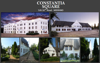 Constantia Square Office To Rent, Midrand