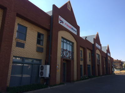 778 Richards Drive Industrial To Rent, Midrand