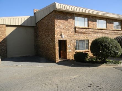 Midline Business Park Industrial To Rent, Midrand