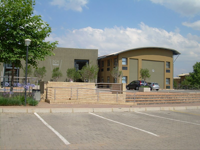Central Park Office To Rent, Midrand