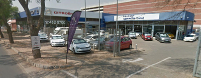 1181 Schoeman Street Office To Rent, Pretoria