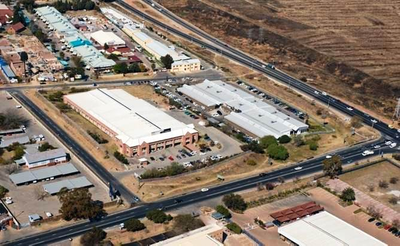 Richards Drive - Cornick Industrial To Rent, Midrand