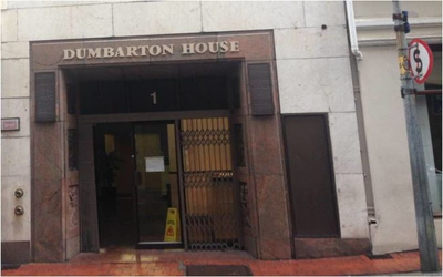 Dumbarton House Office To Rent, Cape Town